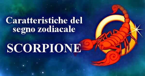Il segno zodiacale dello scorpione e le sue caratteristiche - Cancro e scorpione a letto ...