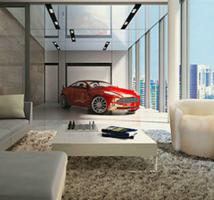 Il garage sospeso versione stampabile for Entrata del mudroom dal garage
