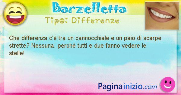 Differenze: Che differenza c'è tra un cannocchiale e un paio di ... (id=1437)