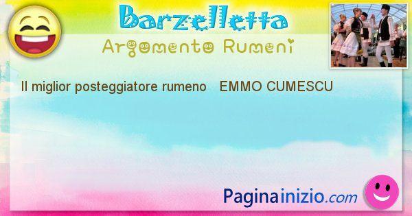 Come si chiama argomento Rumeni: Il miglior posteggiatore rumeno   EMMO ... (id=411)