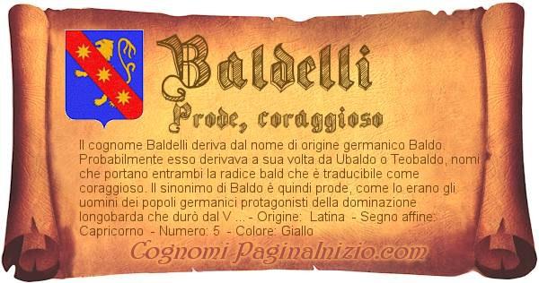 Nome Baldelli