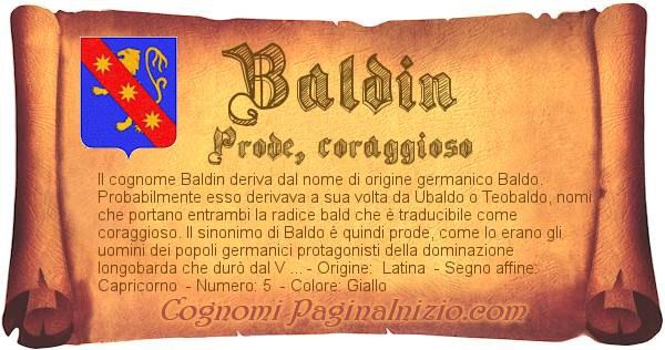 Nome Baldin