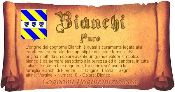 Nome Bianchi