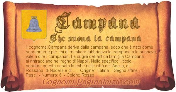Nome Campana
