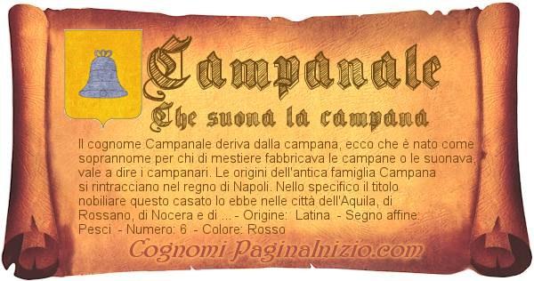 Nome Campanale