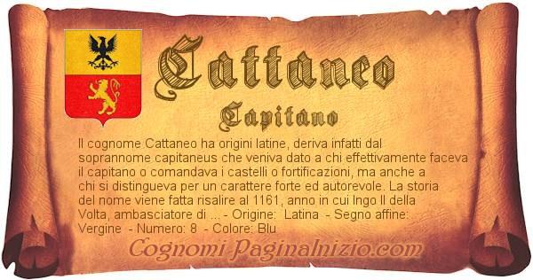 Nome Cattaneo