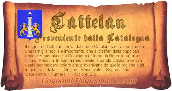 Nome Cattelan