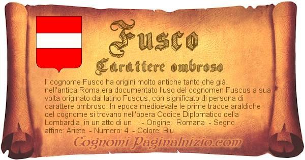 Nome Fusco