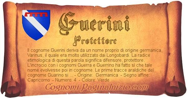 Nome Guerini