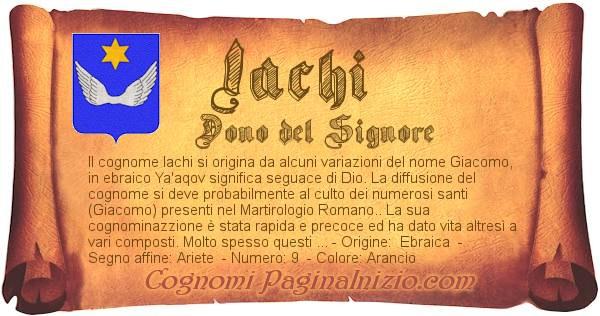 Nome Iachi