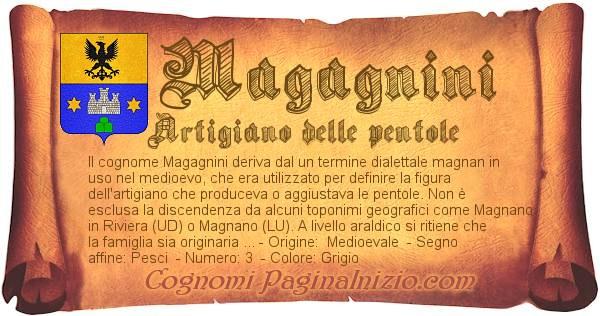 Nome Magagnini