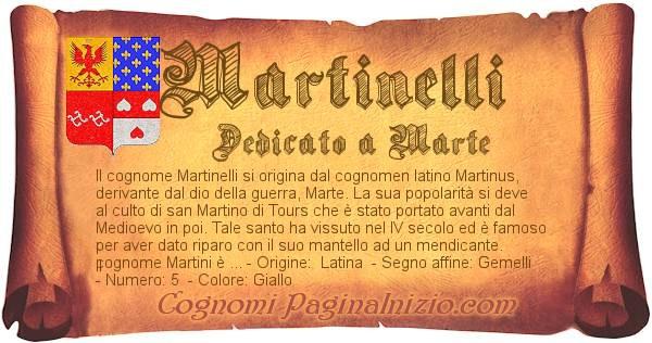 Nome Martinelli