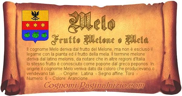 Nome Melo