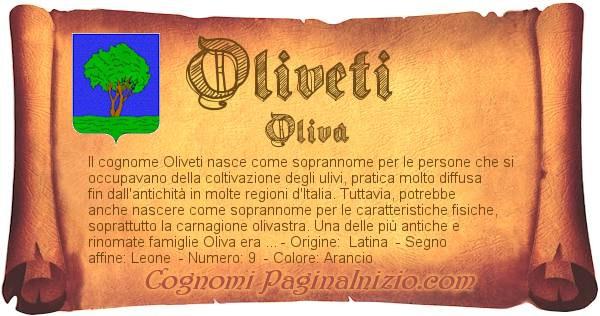 Nome Oliveti