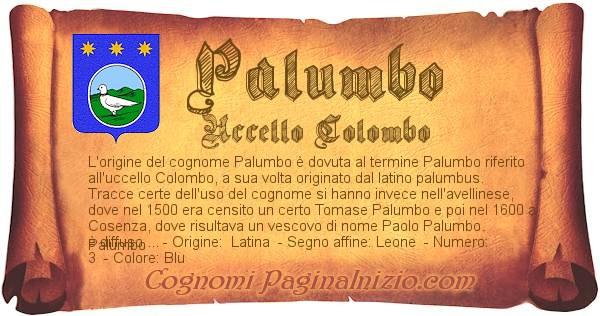 Nome Palumbo