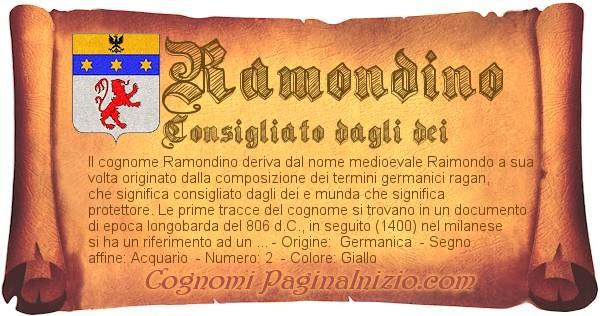 Nome Ramondino