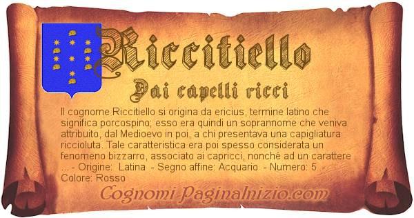 Nome Riccitiello