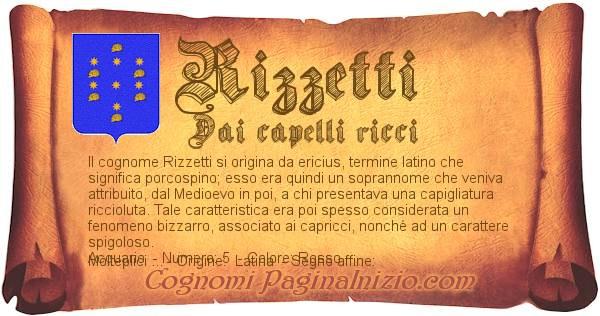 Nome Rizzetti