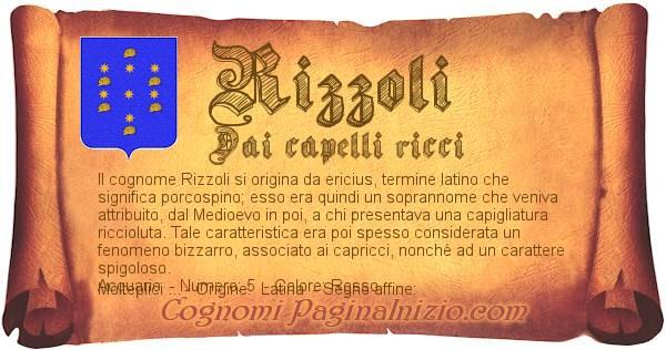 Nome Rizzoli