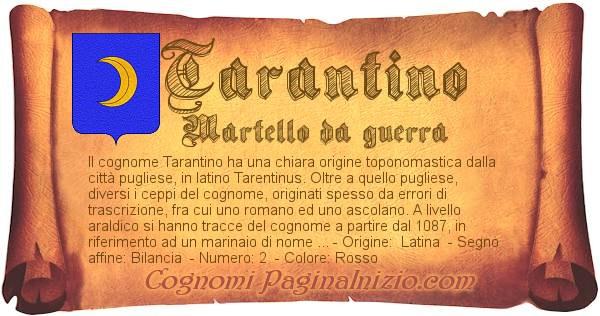 Nome Tarantino