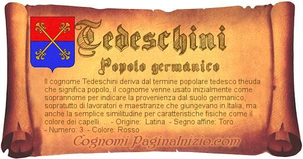 Nome Tedeschini