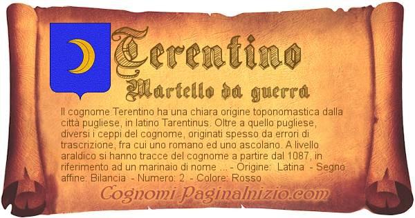 Nome Terentino