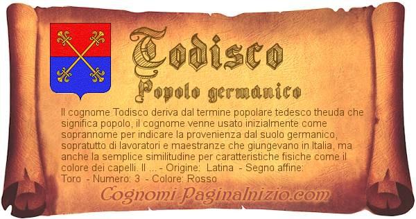 Nome Todisco