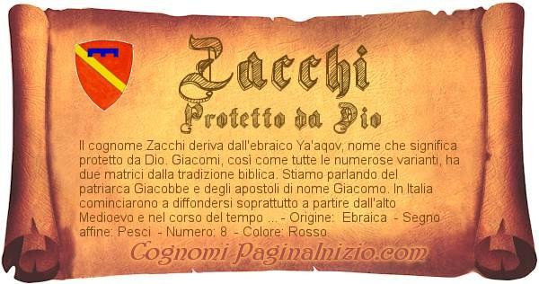 Nome Zacchi