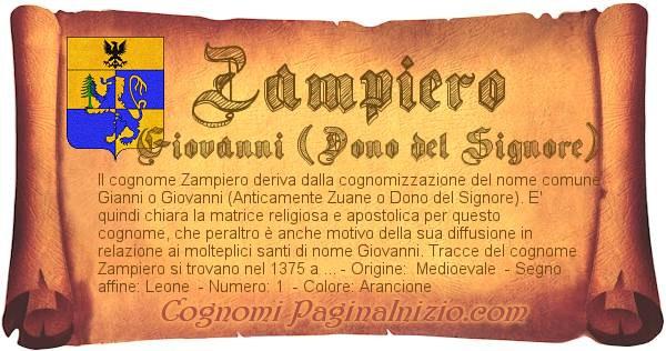 Nome Zampiero