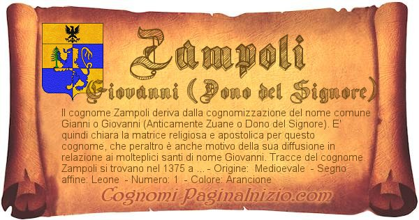 Nome Zampoli