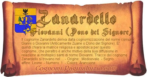 Nome Zanardello