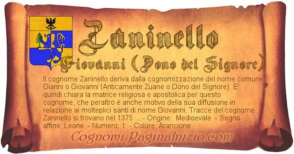 Nome Zaninello