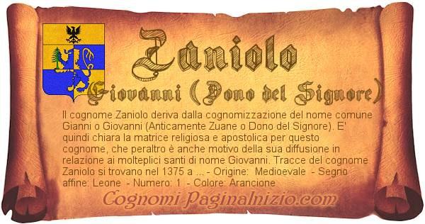 Nome Zaniolo