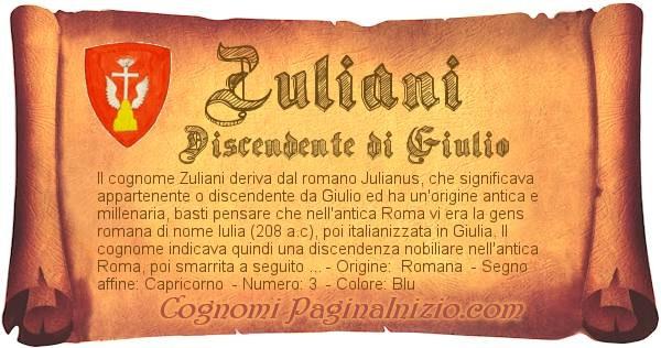 Nome Zuliani