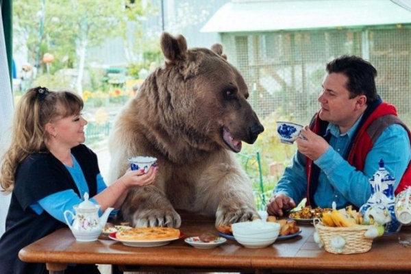Indovina chi viene a...colazione!