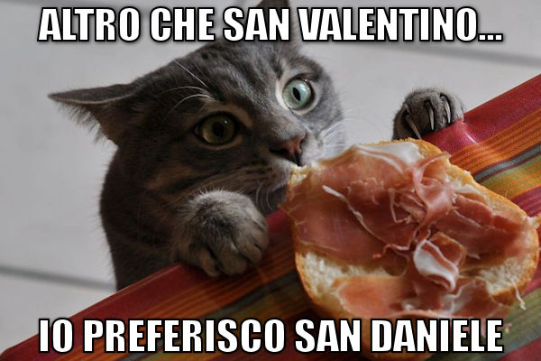 Valentino o Daniele?