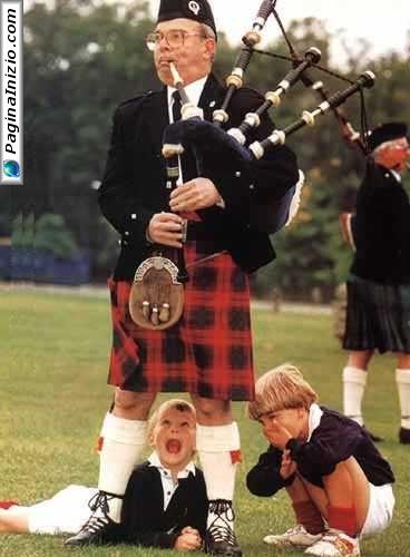Tradizioni scozzesi...
