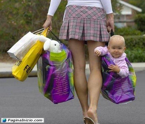Un po' di shopping!