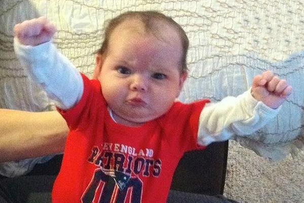 Baby tifoso