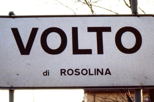 Faccia a faccia con Rosolina...