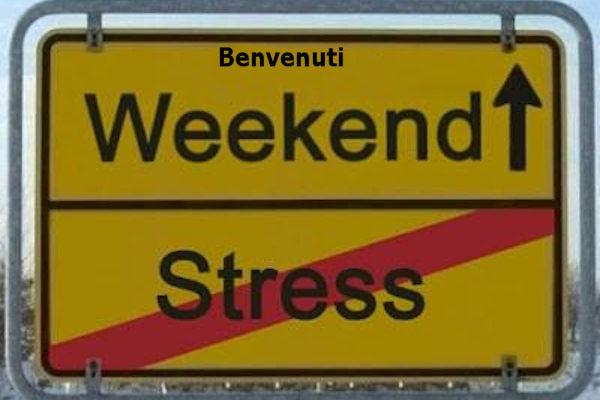Finalmente è venerdì!