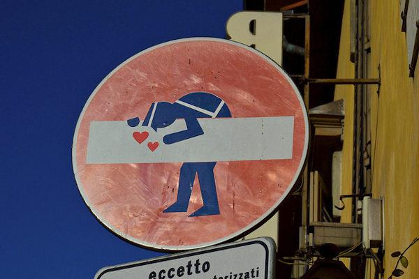 Un divieto d'accesso speciale
