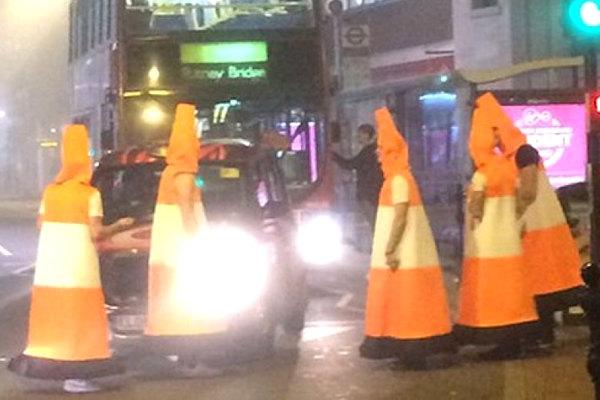 Una nuova segnaletica stradale