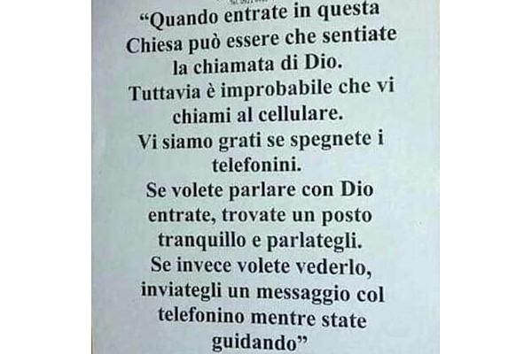 Quando il Signore chiama