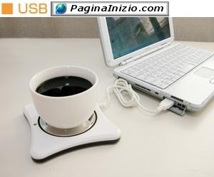 Il computer prepara anche il caffé!