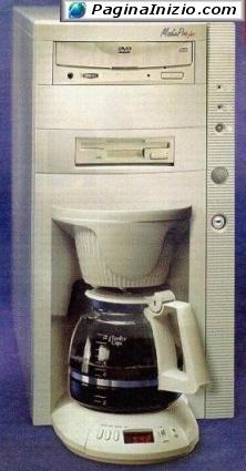 Il gusto del caffé fatto in case!