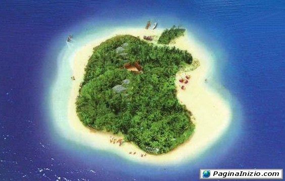 Apple, l'isola che c'è!