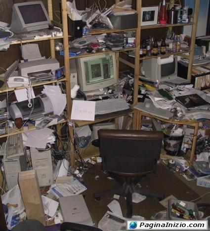 L'archivio ha bisogno di una sistemata!