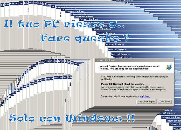 Windows e i suoi poteri magici...