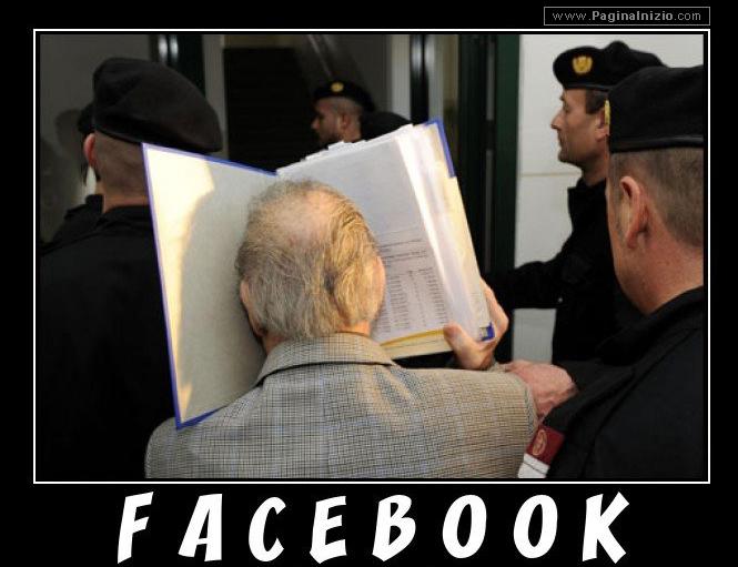 Il famoso faccia libro
